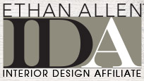 Logo for Ethan Allen Interior Design Affiliate